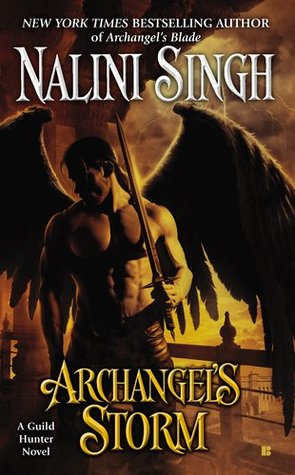 Book Review: Nalini Singh's Archangel's Storm