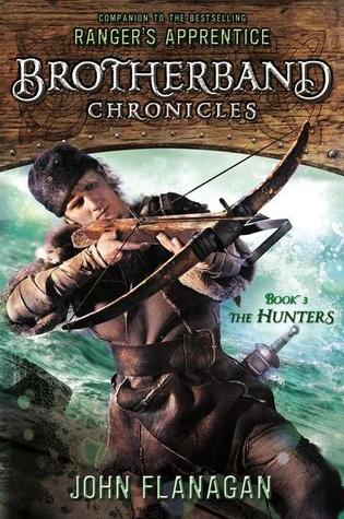 Book Review: John Flanagan's The Hunters