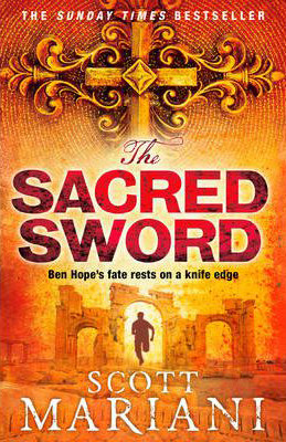 The Sacred Sword (Ben Hope #7)