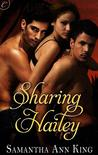 Sharing Hailey (Lovers and Friends, #1)