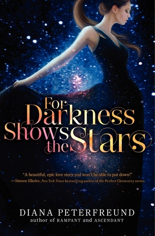 Review: For Darkness Shows the Stars by Diana Peterfreund (@jessicadhaluska, @dpeterfreund)