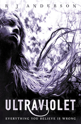 Ultraviolet (Ultraviolet, #1)