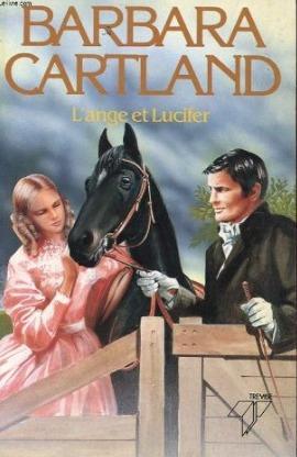 Lange et Lucifer  by  Barbara Cartland