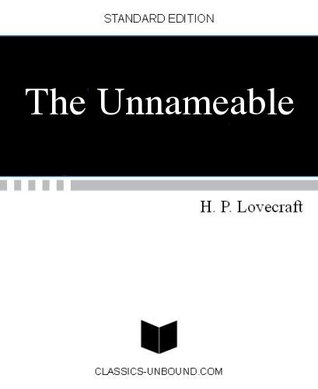 The Unnamable H.P. Lovecraft