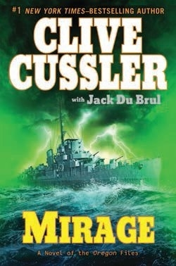 Book Review: Clive Cussler & Jack Du Brul's Mirage