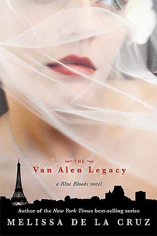 Book Review: The Van Alen Legacy By Melissa De La Cruz
