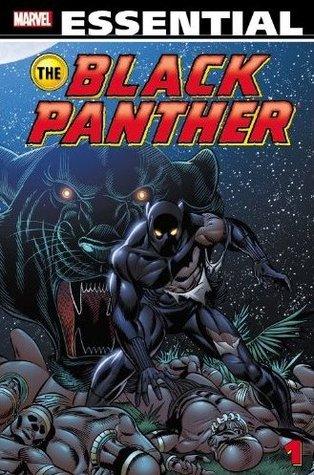 Essential Black Panther, Vol. 1  by  Don McGregor