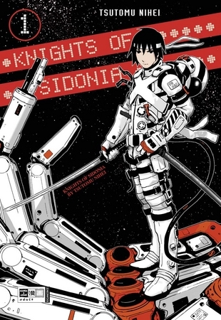 Knights of Sidonia, #1  by  Tsutomu Nihei