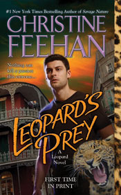 Book Review: Christine Feehan's Leopard's Prey