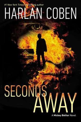 Seconds Away (Mickey Bolitar, #2)