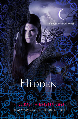 Hidden (House of Night #10)  by P.C. Cast , Kristin Cast  />