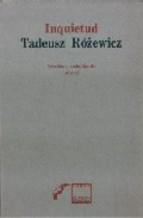 Inquietud Tadeusz Różewicz