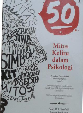 50 Mitos Keliru dalam Psikologi