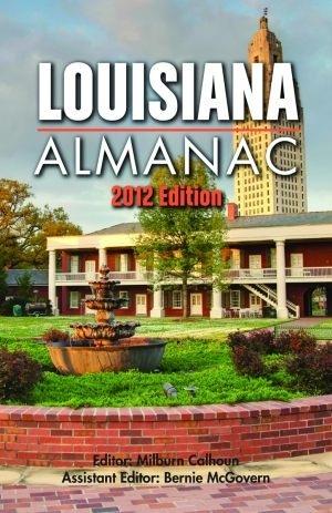 Louisiana Almanac Bernie McGovern