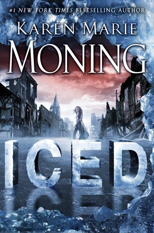 Iced (Fever, #6; Dani O'Malley, #1)