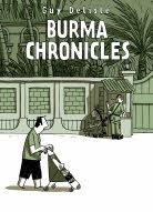 Burma Chronicles. Guy Delisle (2007)