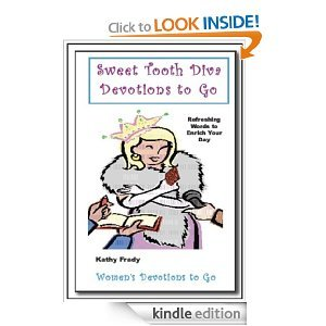 Sweet Tooth Diva Devotions Kathy Frady