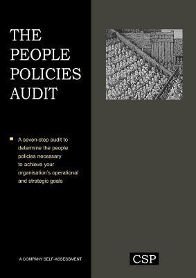 The People Policies Audit Maurice A. Phelps