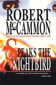 Book Review: Robert McCammon's Speaks the Nightbird
