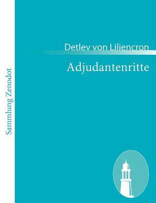 Adjudantenritte Detlev von Liliencron