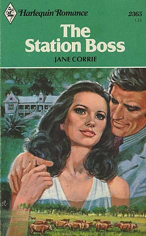 The Station Boss  by  Jane Corrie