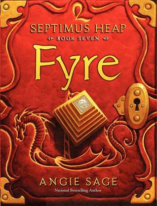 Book Review: Angie Sage's Fyre