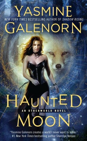 Book Review: Yasmine Galenorn's Haunted Moon
