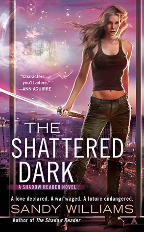 Book Review: Sandy Williams' Shattered Dark