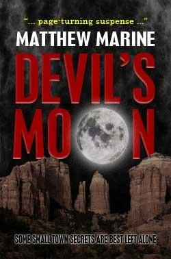 Devils Moon  by  Matthew Marine