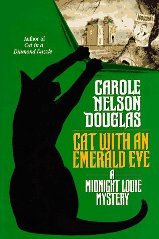 Cat with an Emerald Eye (Midnight Louie, #6)