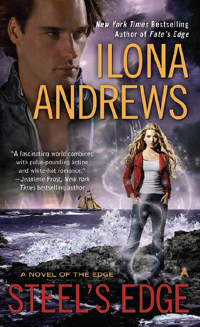 Book Review: Ilona Andrews' Steel's Edge