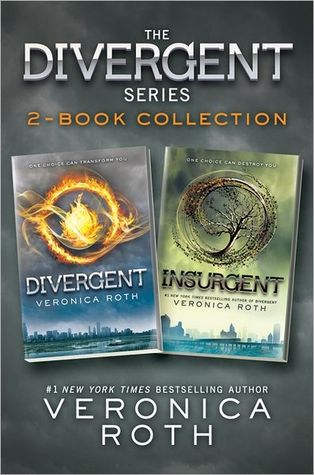 Book Review: Divergent and Insurgent by Veronica Roth