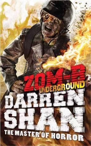 Zom-B Underground (Zom-B, #2)