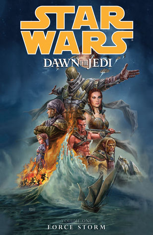 Star Wars: Dawn of the Jedi, Volume 1: Force Storm