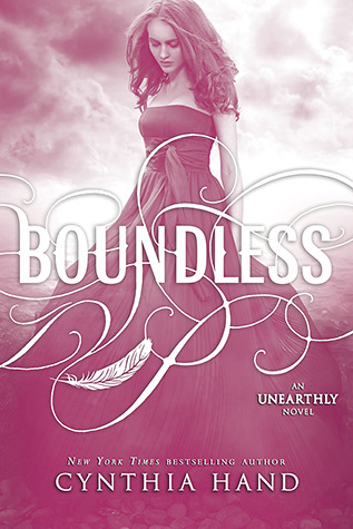Boundless by Cynthia Hand book cover