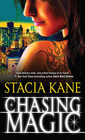 Book Review: Stacia Kane's Chasing Magic