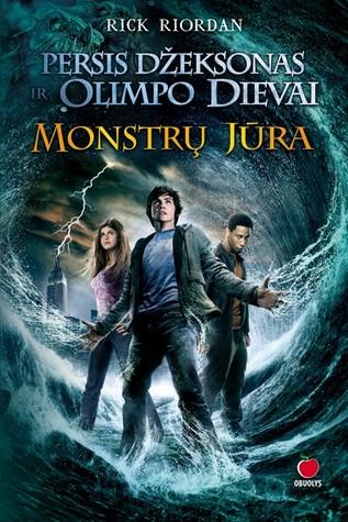 monstrų jūra