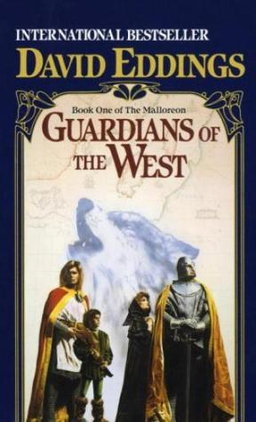 Guardians of the West Malloreon narrated by Cameron Beierle - david eddings