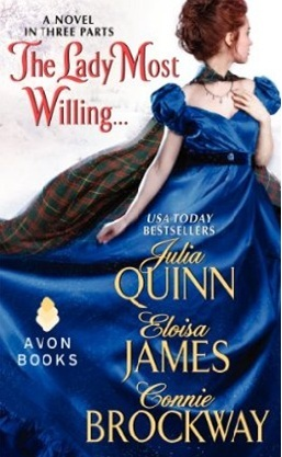 Tome 2: Quatre Filles et un Château de Julia Quinn, Eloisa James et Connie Brockway 13561603
