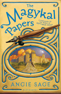 The Magykal Papers: A Companion to the World of Septimus Heap (Septimus Heap)