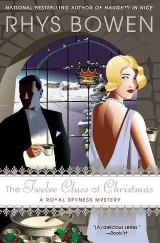 Book Review: Rhys Bowen's The Twelve Clues of Christmas