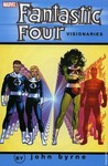 Fantastic Four Visionaries: John Byrne, Vol. 6
