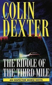 The Riddle of the Third Mile Inspector Morse 6