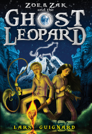 Zoe & Zak and the Ghost Leopard by Lars Guignard