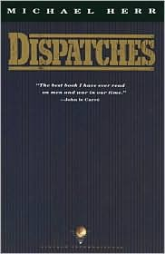 Jacket image, Dispatches by Michael Herr
