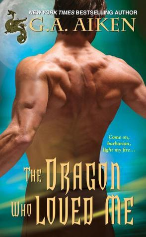Book Review: G.A. Aiken's The Dragon Who Loved Me