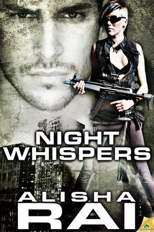 Night Whispers (ShadowLands, #1)