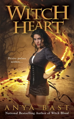 Witch Heart (Elemental Witches, #3)