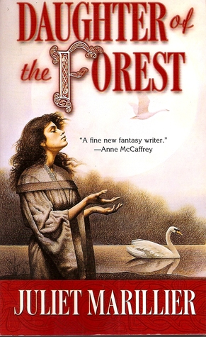 Review: Daughter of the Forest by Juliet Marillier