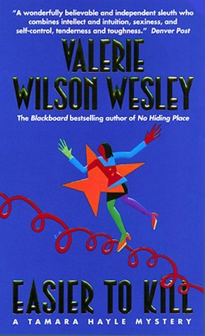 race issues in the novel no hiding place by valerie wilson wesley